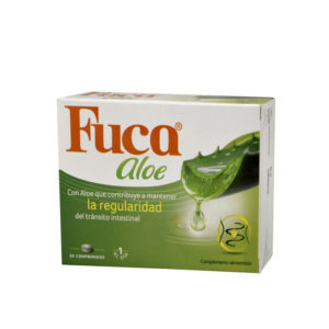 Complemento alimenticio de Aloe Fuca 30 comprimidos