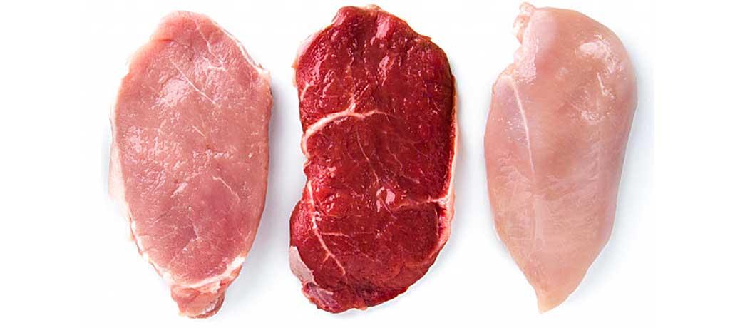 carnes de producción local