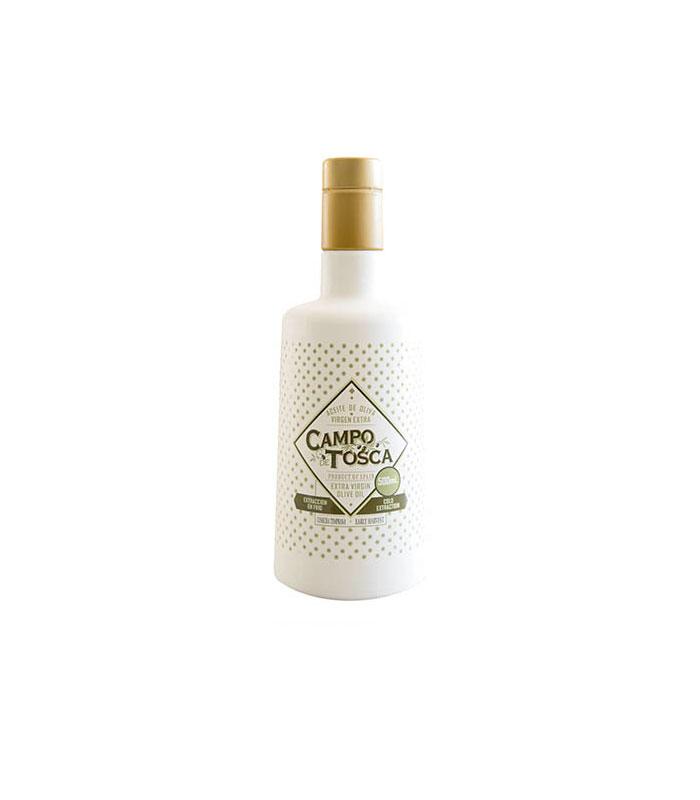 Aceite de oliva virgen extra primera cosecha Campo de Tosca