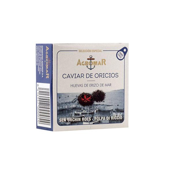 Caviar de oricios Agromar 70 g