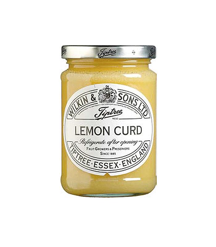 Crema de limón inglesa
