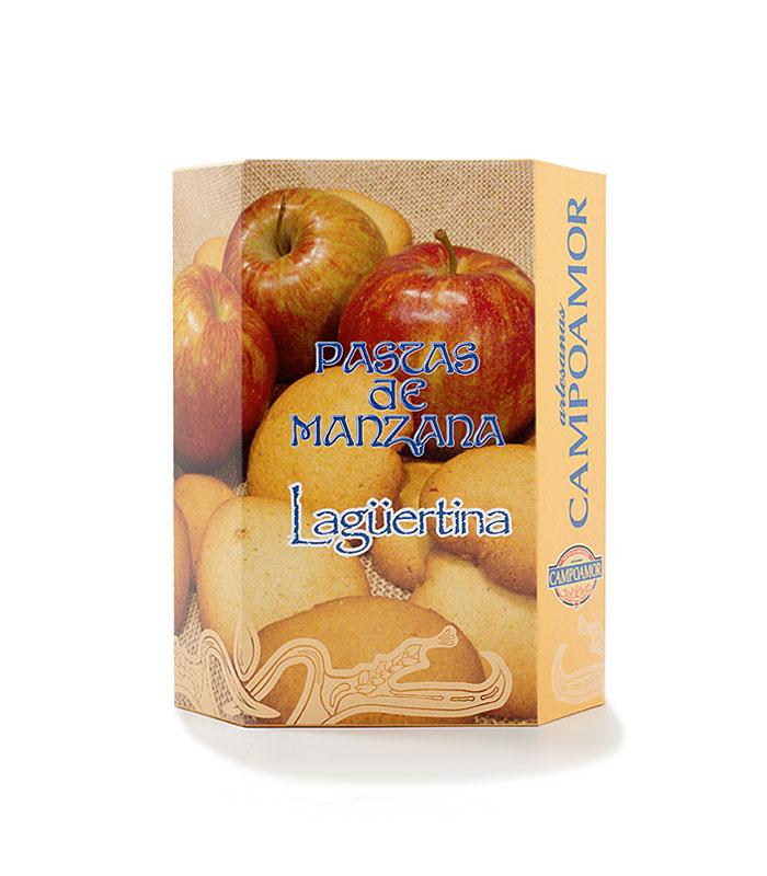 Pastas de manzana «Lagüertina»